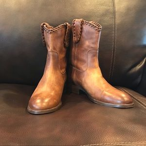 Frye boots!